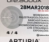 Dreadbox & Arturia Demo/ WorkShop no EKA PALACE