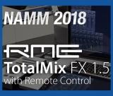 RME no NAMM2018