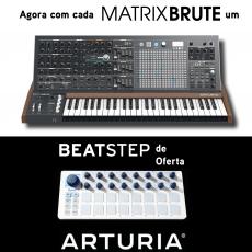 Promoção á grande com o MatrixBrute