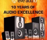 EVE AUDIO cumpre 10 Anos de grande sucesso