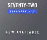 Actualização de Firmware V1.5 para Rane Seventy-Two
