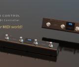 Novo Hotone Ampero Control - Controla o mundo MIDI