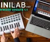 Arturia anuncia firmware V1.1 para MiniLab MkII