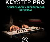 Keystep Pro - Actualização de Firmware 1.2.6