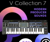 ARTURIA V COLLECTION7 A 50% POR TEMPO LIMITADO