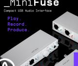 NOVIDADE: Arturia MiniFuse, interfaces Audio e MIDI ultracompactos