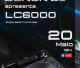 Apresentação Nacional  DENON DJ LC6000  @ Store4DJ