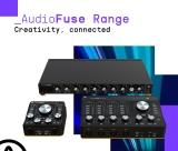 NOVIDADE: Arturia reaviva Gama Audiofuse com +Plugs e Firmware