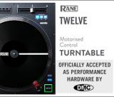 Rane Twelve será controlador oficial do Campionato Mundial de DJ do DMC