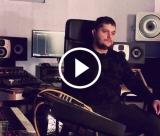 Florian Meindl com a EVE Audio