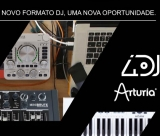 "CI4DJ WorkShop ""Live Act DJing"" com apoio Arturia"