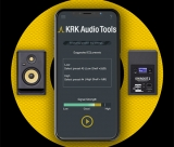 KRK: APP REVOLUCIONARIA DE FERRAMENTAS AUDIO