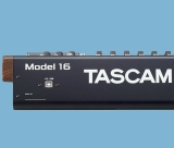 Tascam Model 16: Gravador Multi-Pista e Mixer