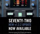 Seventy-Two: Actualização de Firmware  1.3.2