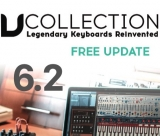 Arturia V Collection Update para 6.2