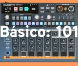 Apresentação e Mini-tutorial do Drumbrute IMPACT (Português)