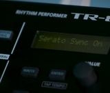 TR SYNC: Serato DJ Pro sync com Roland TR Drum Machine