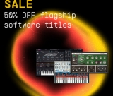 Black Friday ARTURIA: 50% no software mais desejado