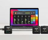 Novas e poderosas actualizações para o Wireless GO II