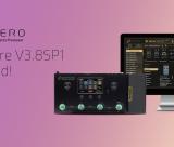 Firmware V3.8SP1 para HOTONE Ampero já disponível