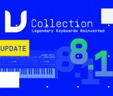 Arturia lança actualização 8.1 para o V Collection