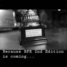 HOJE BFR - BATTLE FOR RESPECT 2nd EDITION!