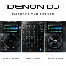 NAMM2019: PÁRA TUDO - DENON DJ SC6000/M + X1850