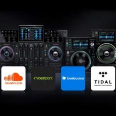 Denon DJ Prime Hardware toca directo da net