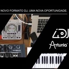 "CI4DJ WorkShop ""Live Act DJing"" com apoio Arturia"