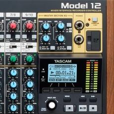 Chegou a Nova Mixer e Gravador Multi-Pista: Model 12