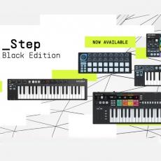 NOVIDADE: Arturia amplia Gama Step Black Edition