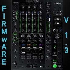DENON DJ - Mixer X1800 com novo Firmware Update 1.3